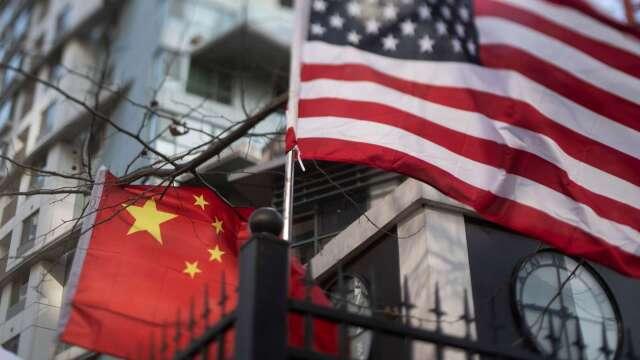 眾議院通過法案 要求川普對中國實施制裁 (圖片:AFP)