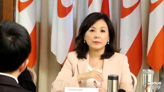 新光金副董事長李紀珠。(鉅亨網資料照)