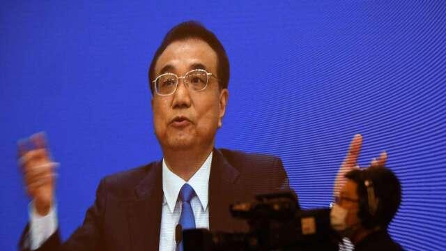 李克強:相信今年將如期簽署RCEP 並積極推動中日韓FTA   (圖:AFP)