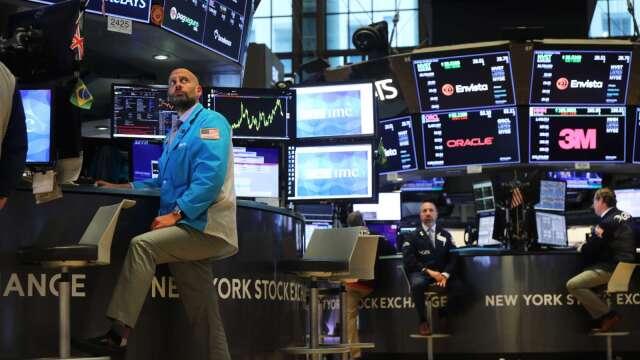 美股漲勢猛,還有上車機會嗎?(圖:AFP)