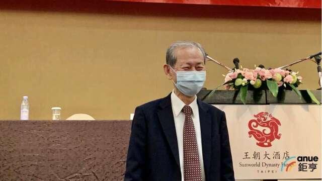 台塑化董事長陳寶郎。(鉅亨網記者林薏茹攝)