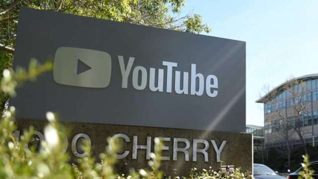 Youtube連忙切割 CEO表示接受各方意見且審查中立(圖:AFP)