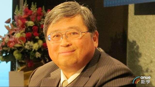 日友董事長張芳正。(鉅亨網記者張欽發攝)
