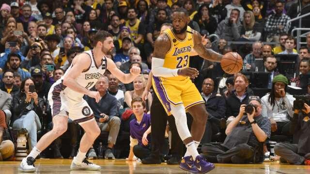NBA據傳7/31在佛州迪士尼樂園復賽。(圖:AFP)