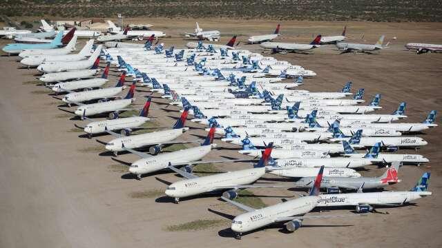 被自願離職!聯合航空砍13名主管省錢求生(圖片:AFP)