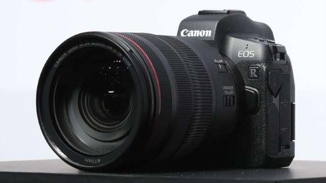 日本4月數位相機全球出貨量大減66% 無反相機減幅最大 (圖片:AFP)