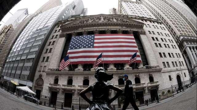 高盛修正早前美股悲觀預期 但上漲空間仍然有限(圖:AFP)