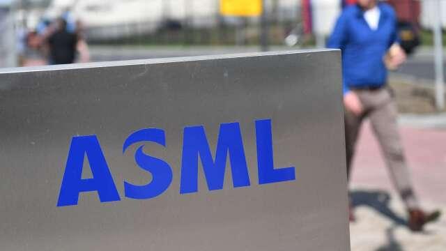 ASML推5nm工藝「eScan1000」預估助產能大增600%  (圖片:AFP)