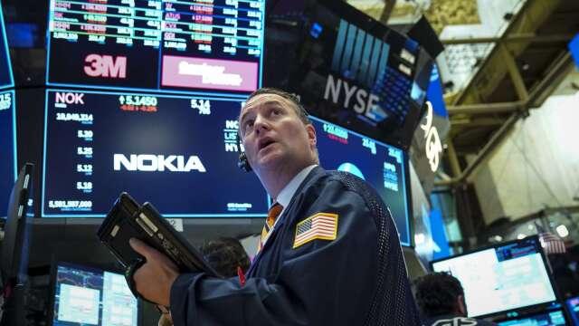 美股漲過頭?小摩:還有大量資金觀望 股市仍有上漲空間  (圖:AFP)