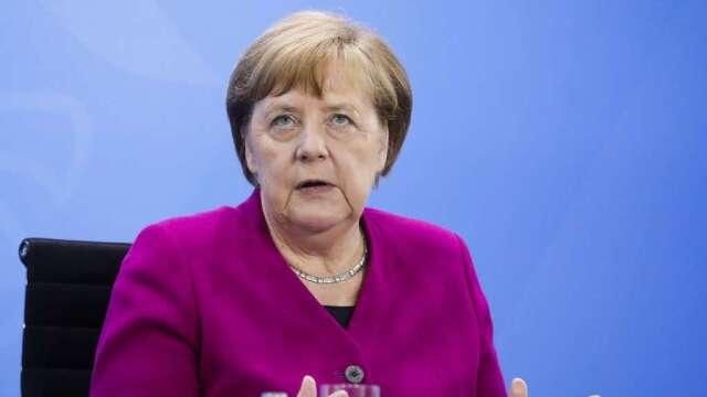 梅克爾正協商德國新一輪刺激計畫 有望接近1000億歐元  (圖:AFP)
