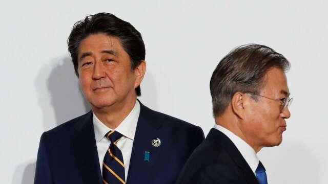 南韓重啟WTO申訴 控日管制半導體原料 (圖片:AFP)