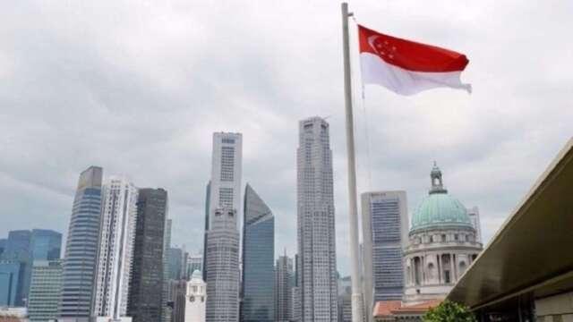 接收香港資金大移民?新加坡外幣存款暴增創新高。(圖:AFP)