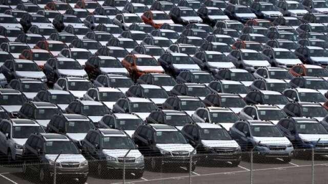 CAAM:預估5月中國汽車銷售增11.7% 呈連續兩個月增長(圖:AFP)
