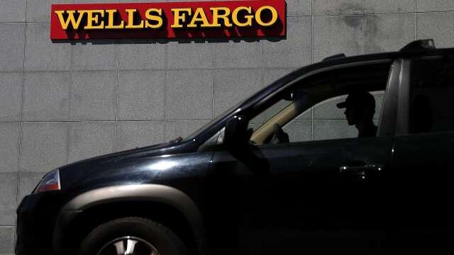 富國銀行擔心違約 暫停部分車貸服務。(圖片:AFP)