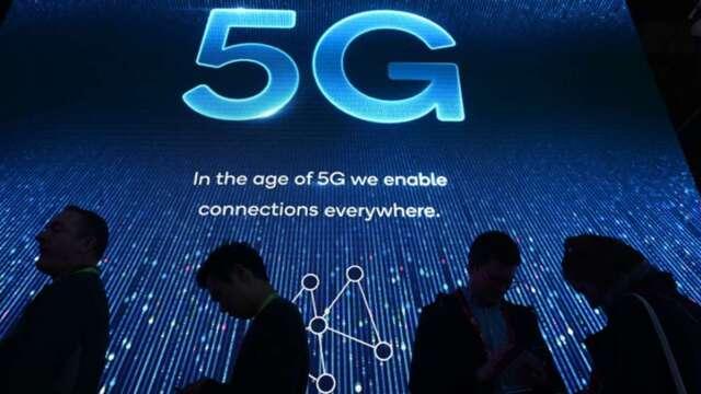 美國擴大圍堵讓華為先進5G設備雄心受阻,業界人士認為Ericsson是最穩定廠商。(圖:AFP)