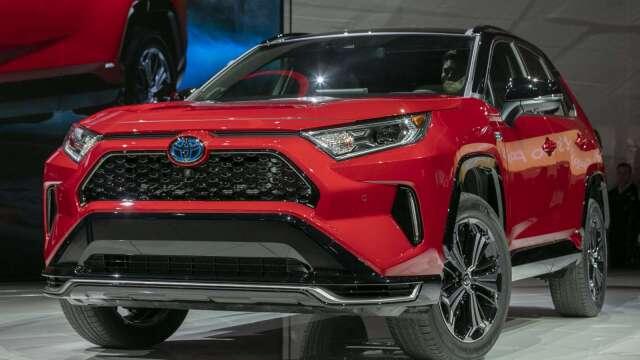 5月美國新車銷售 日本4家車廠年減21% 降幅縮小 (圖片:AFP)