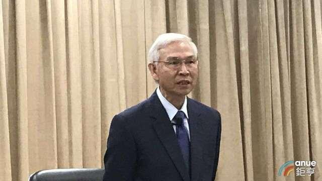 中央銀行總裁楊金龍。(鉅亨網資料照)