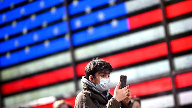 說好的紓困呢?美國有將近3分之1救濟金 失業者竟還沒領到  (圖片:AFP)