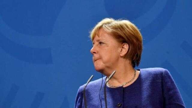 梅克爾未能達成千億歐元刺激計劃 傳週三將再協商 (圖片:AFP)