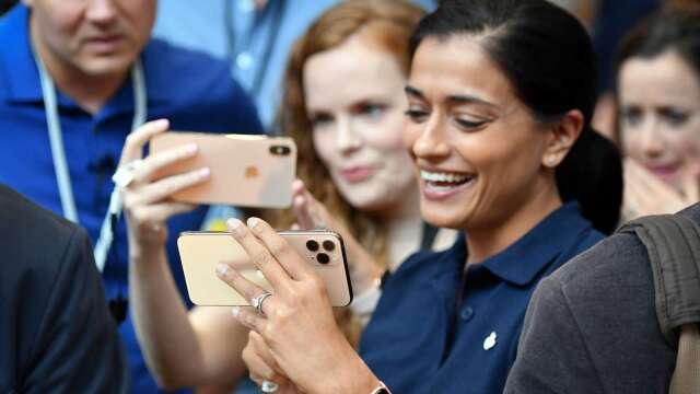 超預期!大摩:蘋果App Store第三季淨營收已達年增35%(圖片:AFP)