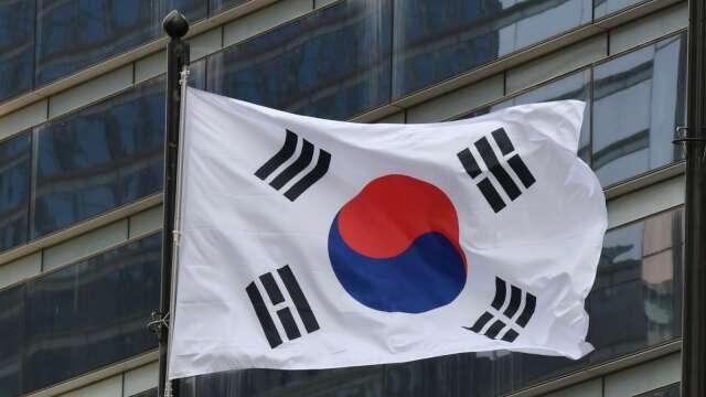 南韓4月經常帳 創近10年來最大逆差 (圖片:AFP)