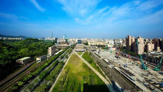 2千億商辦、豪宅開發案聚焦南港,未來將成為台北市最新的企業總部與豪宅聚落。(圖/甲山林機構提供)
