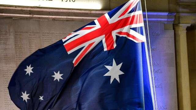 澳洲4月份零售銷售暴跌近18% 創史上最大跌幅 (圖片:AFP)