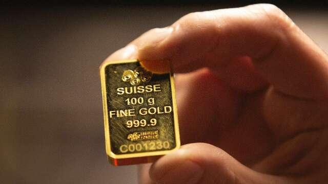 金價光芒不減,三大「煉金」工具比一比。(圖:AFP)