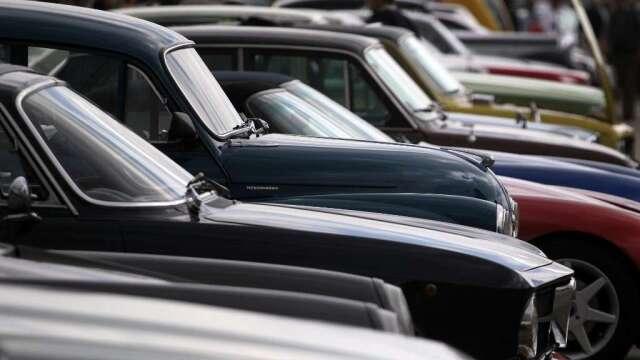 英國5月汽車銷量年減近90% 創1952年以來最糟的5月 (圖:AFP)