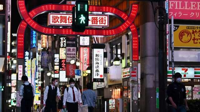 二波感染危機?東京單日確診再添28例 連4日雙位數成長 (圖:AFP)