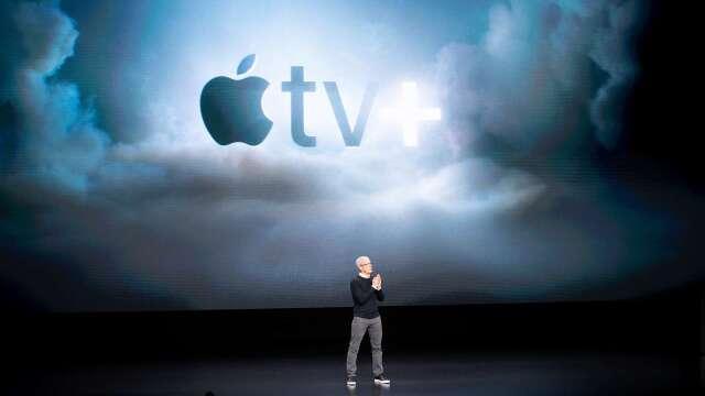 小摩:Apple TV+訂閱用戶數有望5年內達到1億大關 (圖:AFP)