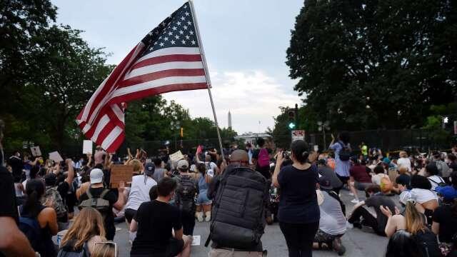 CDC:全美示威動亂恐進一步擴大疫情(圖片:AFP)