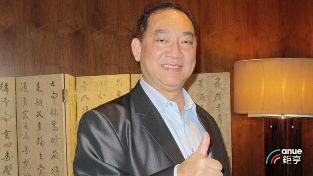 匯鑽科董事長李素白。(鉅亨網記者張欽發攝)