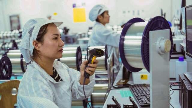全球疫情下 中國出口商被迫改國內銷售 廠商:非長期生存之道  (圖:AFP)