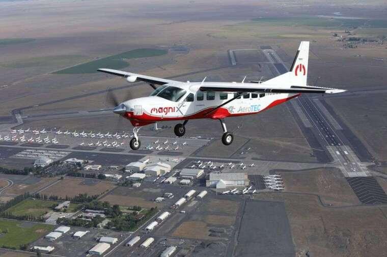 「eCaravan」電動飛機 (圖片:popularmechanics)