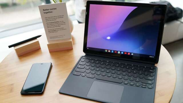 Chromebook 訂單滿至 Q3 IC 設計旺季再加溫。(圖:AFP)