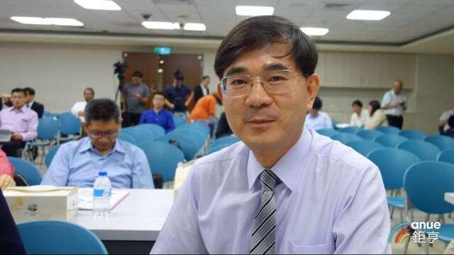 芮特-KY總經理吳東義。(鉅亨網記者張欽發攝)