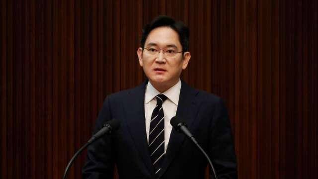 逃過一劫!南韓法院駁回三星李在鎔逮捕令 (圖片:AFP)