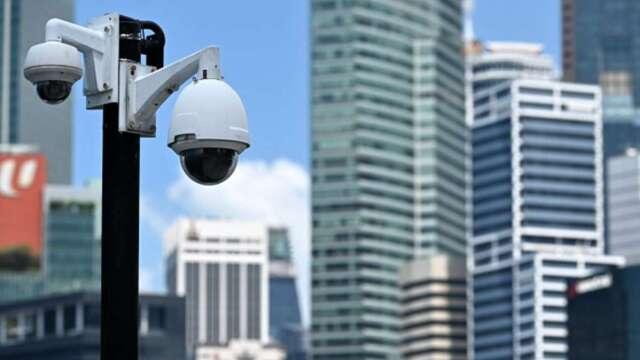 退出臉部辨識業務! IBM對大規模監控說不 呼籲改革。(圖:AFP)