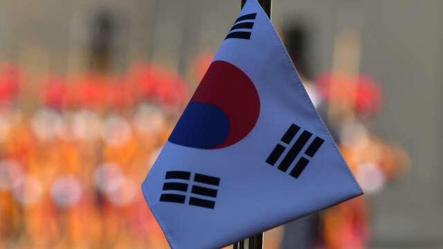 受新冠疫情衝擊 南韓前百大企業第一季海外銷售下跌10%(圖片:AFP)