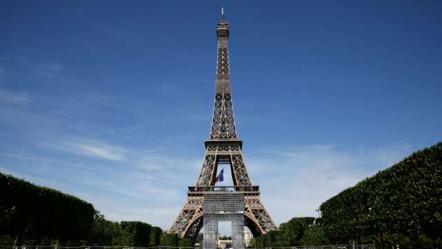 估今年GDP衰逾10% 法國央行:經濟恢復至疫情前需花2年  (圖:AFP)