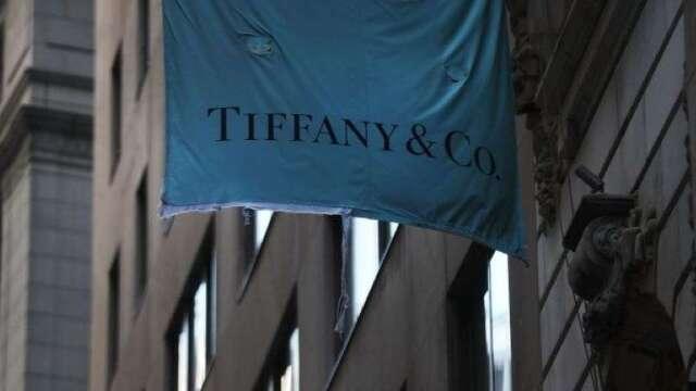 Tiffany Q1財報表現低於預期 但中國業績近來強勁反彈(圖:AFP)