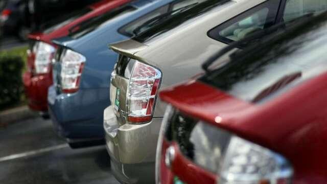 線上二手車Vroom掛牌首日飆漲117% (圖:AFP)