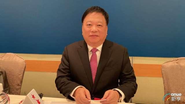 TPK宸鴻董事長江朝瑞。(鉅亨網記者沈筱禎攝)