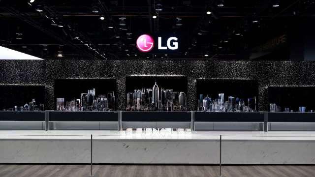 全球OLED電視搶市 日廠加入大戰LG   (圖片:AFP)