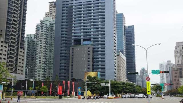 在5大國際飯店進駐下,市政路將成台中打開門戶的「國際大道」。 (圖/立智提供)