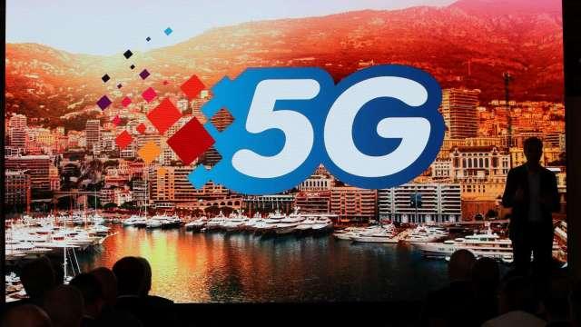 5G、AI發展勢不可擋,董事長徐建華預期將帶動高頻、高效率元件需求。(圖:AFP)