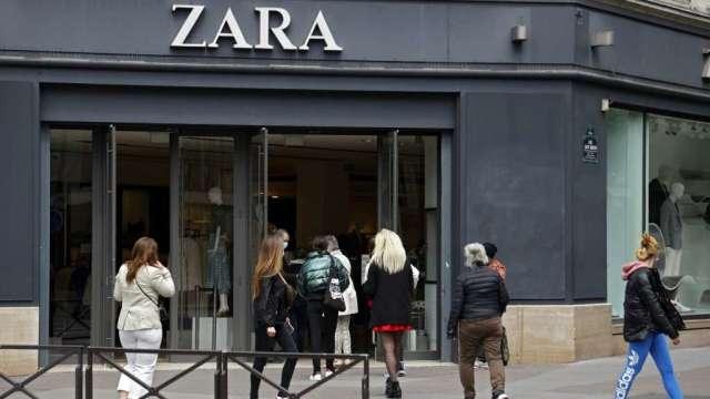 Zara母公司預計關閉全球1200家門市 朝數位行銷發展(圖:AFP)