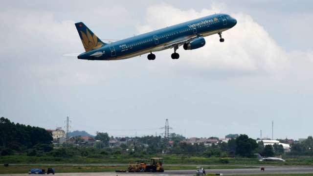 越南政府計劃重啟國際航班 中國、台灣皆含在內 (圖:AFP)