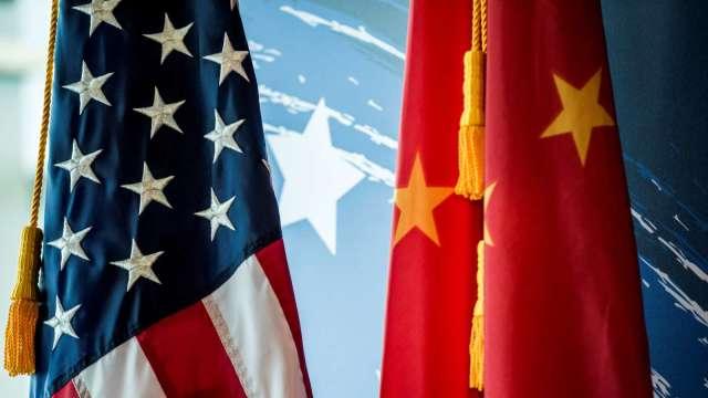 告狀WTO!中國譴責美封殺華為等陸企禁令。(圖片:AFP)